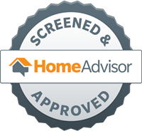 Home Advisor Precision Door Screened and Approved!