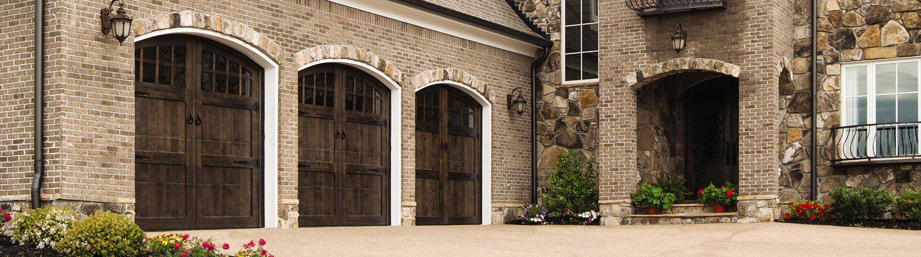 Custom Wood Garage Door From Precision Door & Custom Wood Garage Door From Precision Door - Precision Doors of San ...