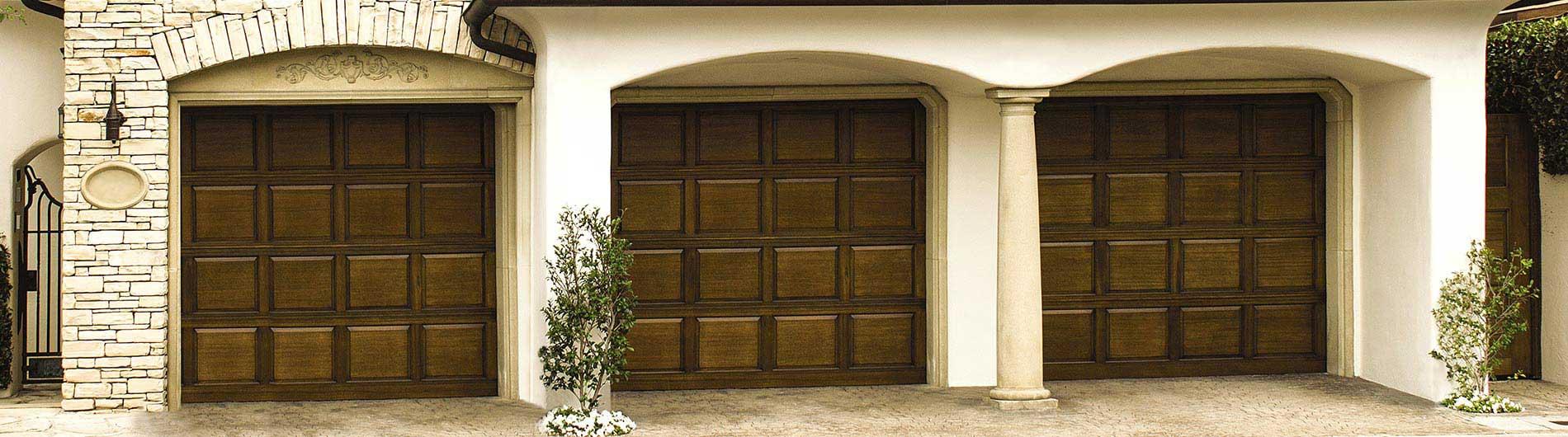 300 Series Wood Garage Door From Precision Door