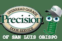 Precision Doors of San Luis Obispo Logo