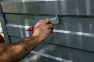 paint your garage door
